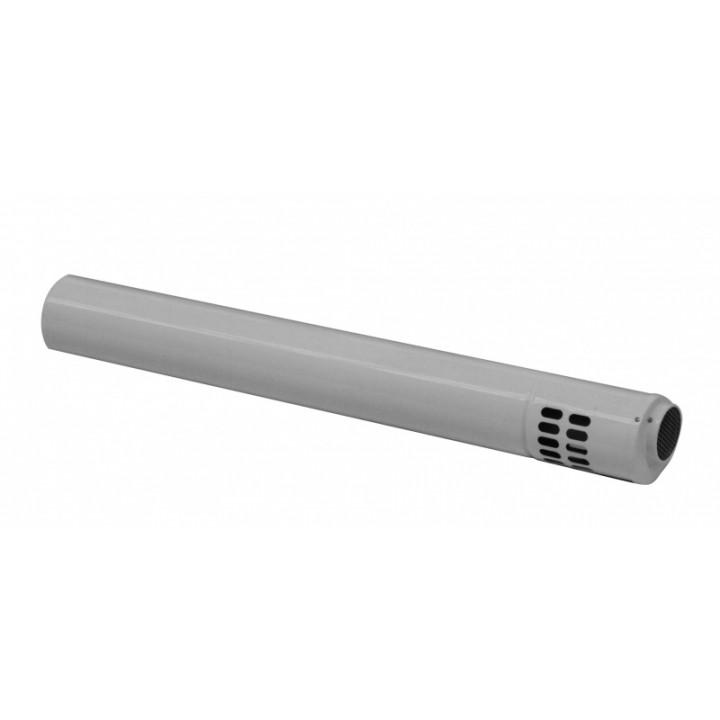 Коаксиальная труба полипропиленовая с наконечником, диам. 80/125 мм, длина 1000 мм, HT (BAXI) KHG71408891-