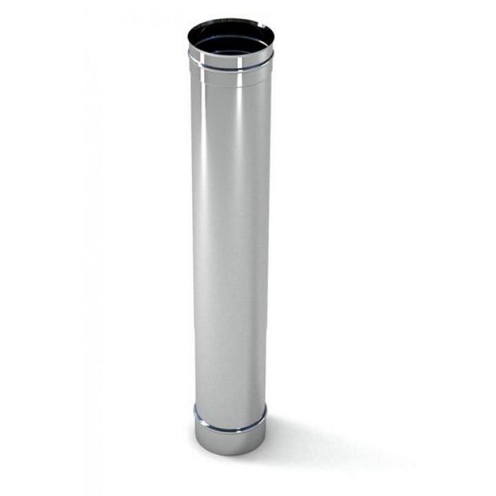 Труба 1м D=115, толщина стали 1,0 мм