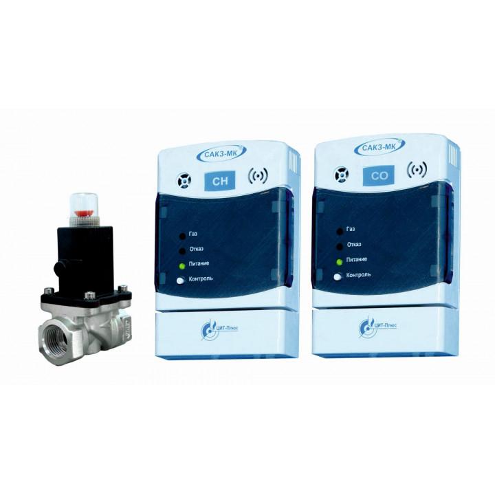 САКЗ-МК-2-1 (бытовая) DN15 CH4+CO2