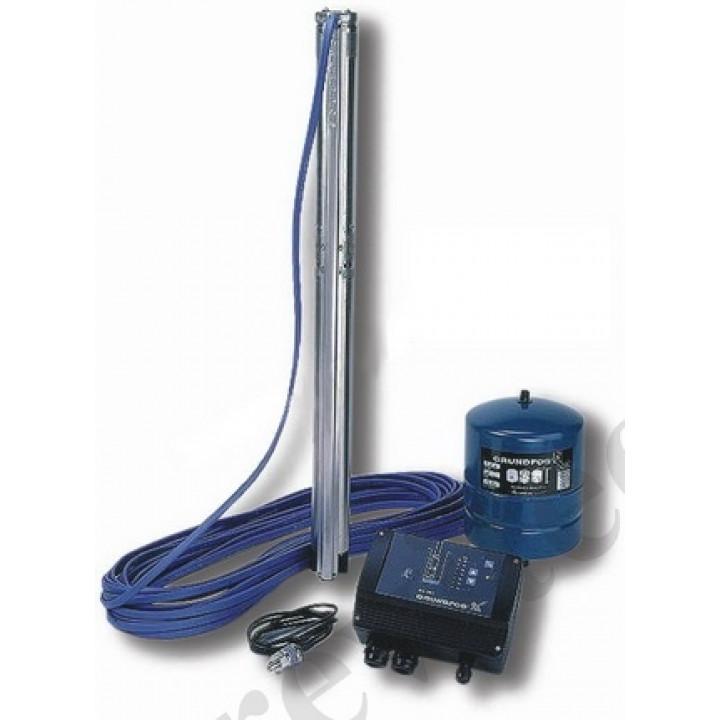 Комплект Grundfos SQE 2-55 с кабелем 40 м.