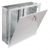 Шкаф распределительный встроенный (ШРВ-5) 13-16 выходов 670х125х1046