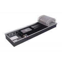 Конвектор внутрипольный STOUT SCQ 110.380.2500 (Решётка роликовая, алюминий) 8893 Вт