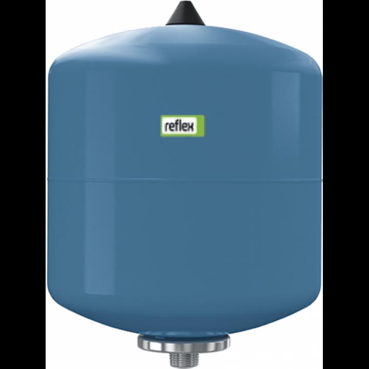 Гидропневмобак Reflex Refix DE (12 л.) 70°C PN10, вертик.