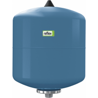 Гидропневмобак Reflex Refix DE (18 л.) 70°C PN10, вертик.