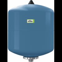 Гидропневмобак Reflex Refix DE (25 л.) 70°C PN10, вертик.