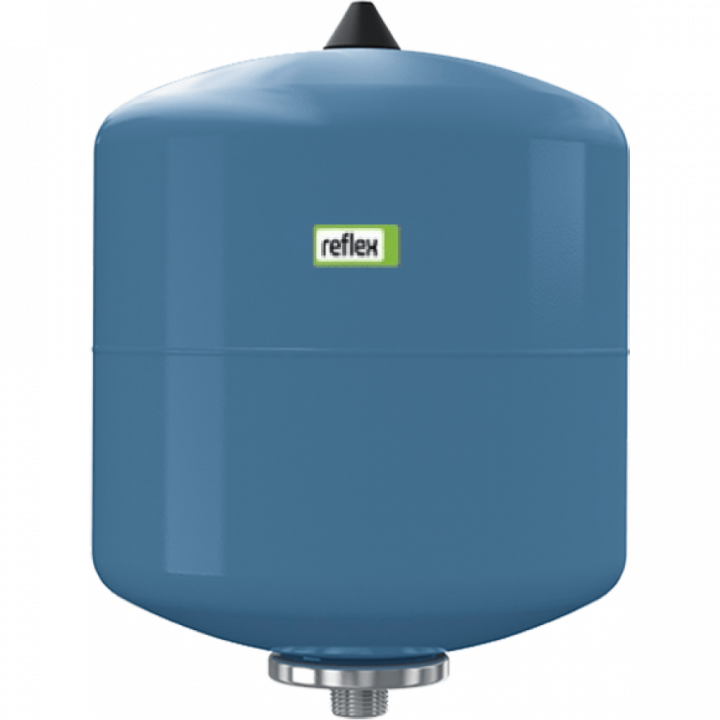 Гидропневмобак Reflex Refix DE (33 л.) 70°C PN10, вертик.