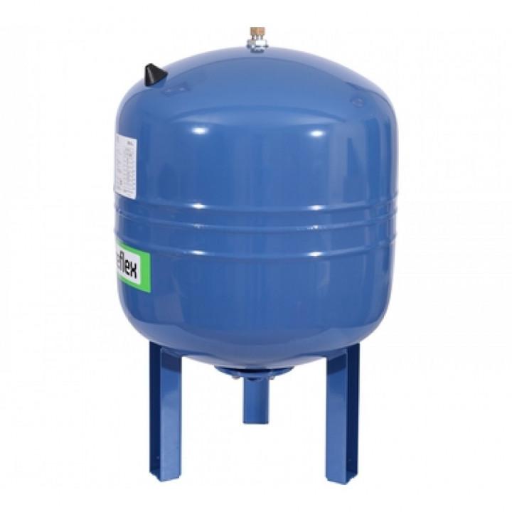 Гидропневмобак Reflex Refix DE (60 л.) 70°C PN10, вертик.