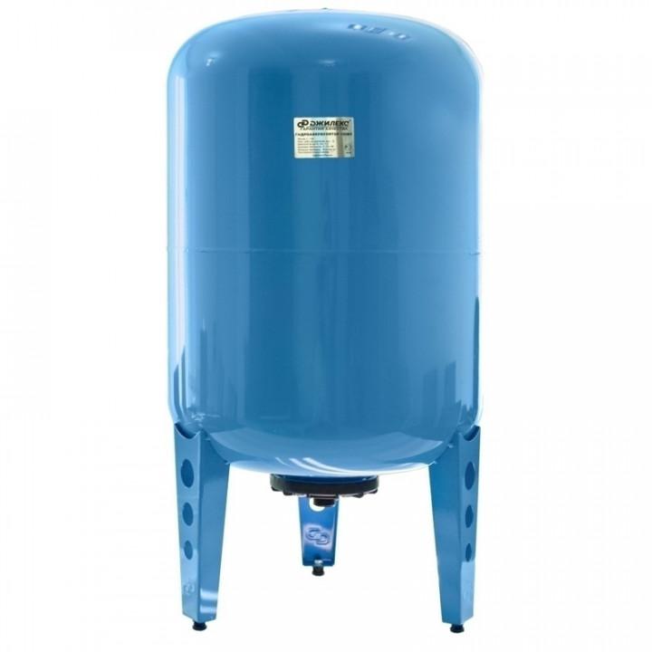 Гидропневмобак Джилекс (100 л.) 35°C PN8, вертик.