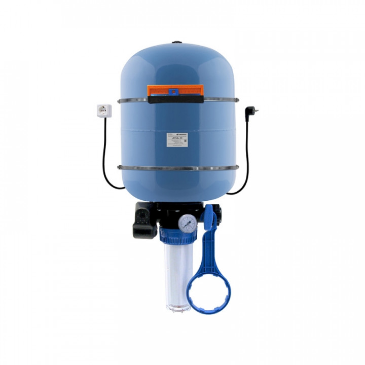 Комплекс для водоснабжения Джилекс КРАБ 50л. 35°C PN8