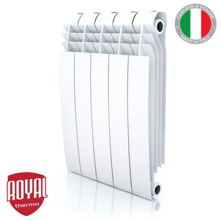 Радиатор ROYAL THERMO BiLiner 500/80/4 секц. 690 Вт