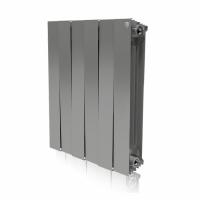 Радиатор Royal Thermo PianoForte/Silver Satin 500 - 10 секц. 1800 Вт