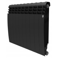 Радиатор Royal Thermo Biliner Noir Sable 350 - 12 секц. 1320 Вт