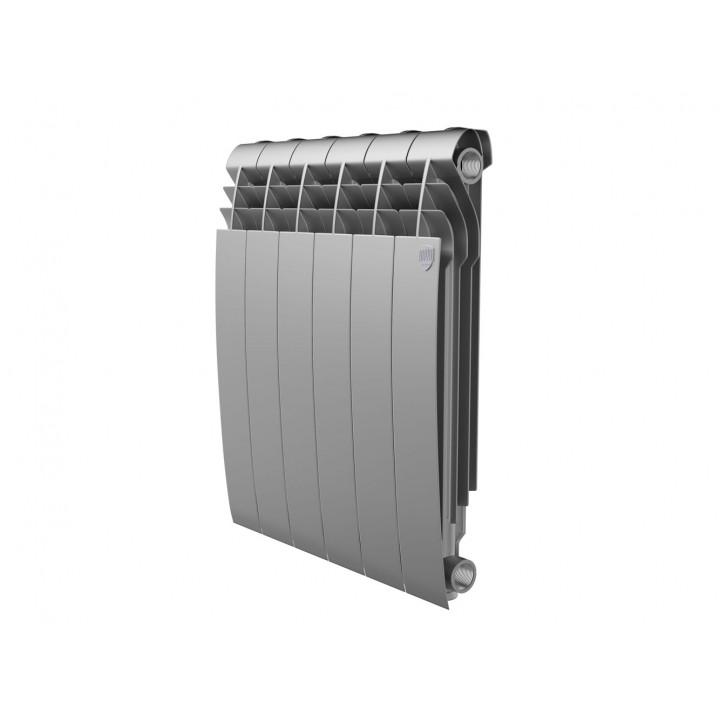 Радиатор Royal Thermo Biliner Silver Satin 350 - 12 секц. 1320 Вт