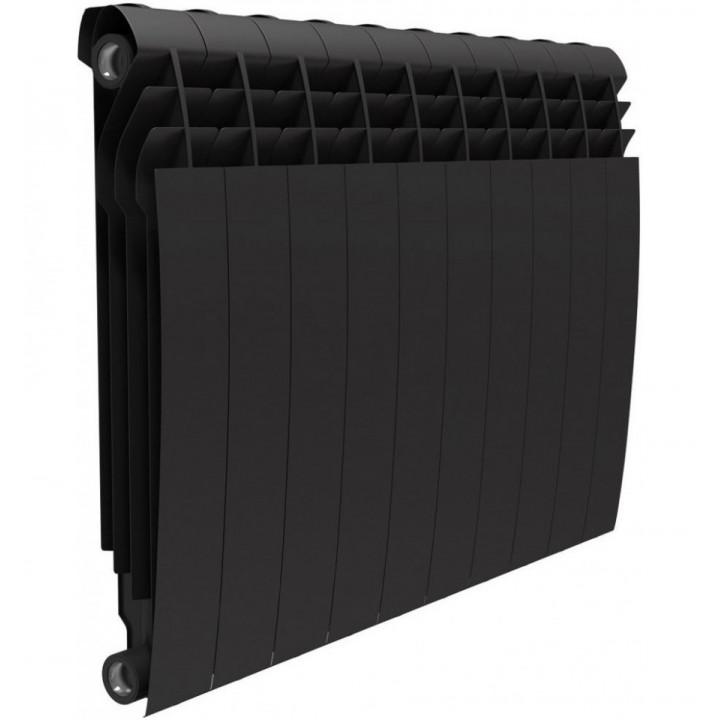 Радиатор ROYAL THERMO BiLiner/Noir Sable 500/80/4 секц. 690 Вт