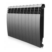 Радиатор ROYAL THERMO BiLiner/Silver Satin 500/80/4 секц. 690 Вт