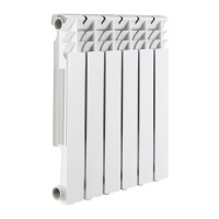 Радиатор Rommer Optima Bm 500/78/6 секц. 750 Вт