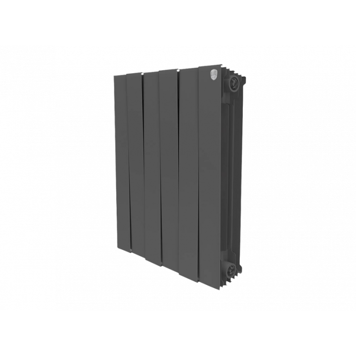 Радиатор ROYAL THERMO Piano Forte/Noir Sable 500/100/8 секц. 1480 Вт