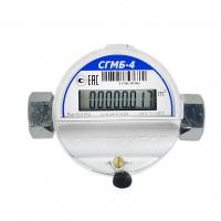 Счётчик газа бытовой СГМБ-4 (Орел)
