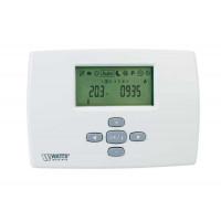 Термостат электр. недельный с таймером WATTS Milux Weekly
