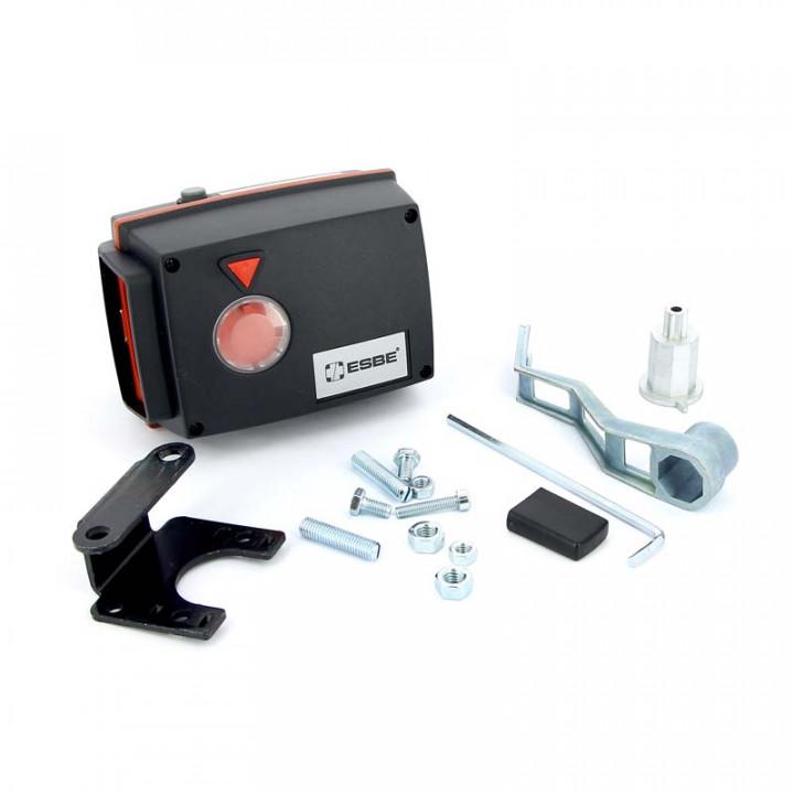 Привод электрический ESBE 95 2, 220В, интегрированное управление