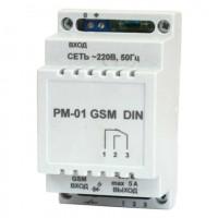 Реле РМ-01 GSM DIN