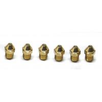 Инжекторы (комплект форсунок) для сжиженного газа комплект  (5666390)
