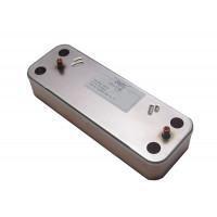 Теплообменник ГВС пластинчатый вторичный на 14 пластин Baxi (5686680)