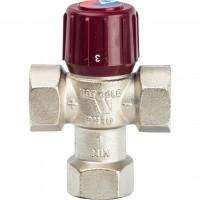 """Клапан термостатический смесительный WATTS AQUAMIX AM62C 3/4"""" 25-50C"""
